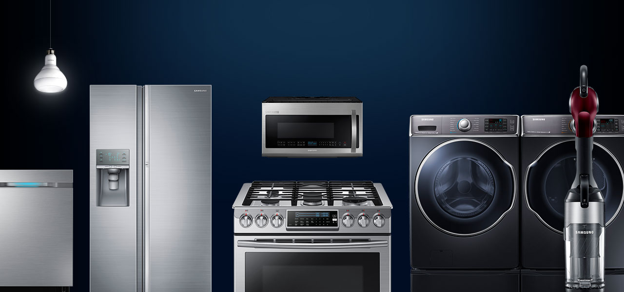 Home Appliances Banner Appliance Warehouse